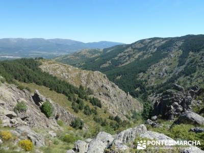Senderismo valle Río Lozoya - Río Aguilón y Cascada del Purgatorio; actividades de madrid; viajes